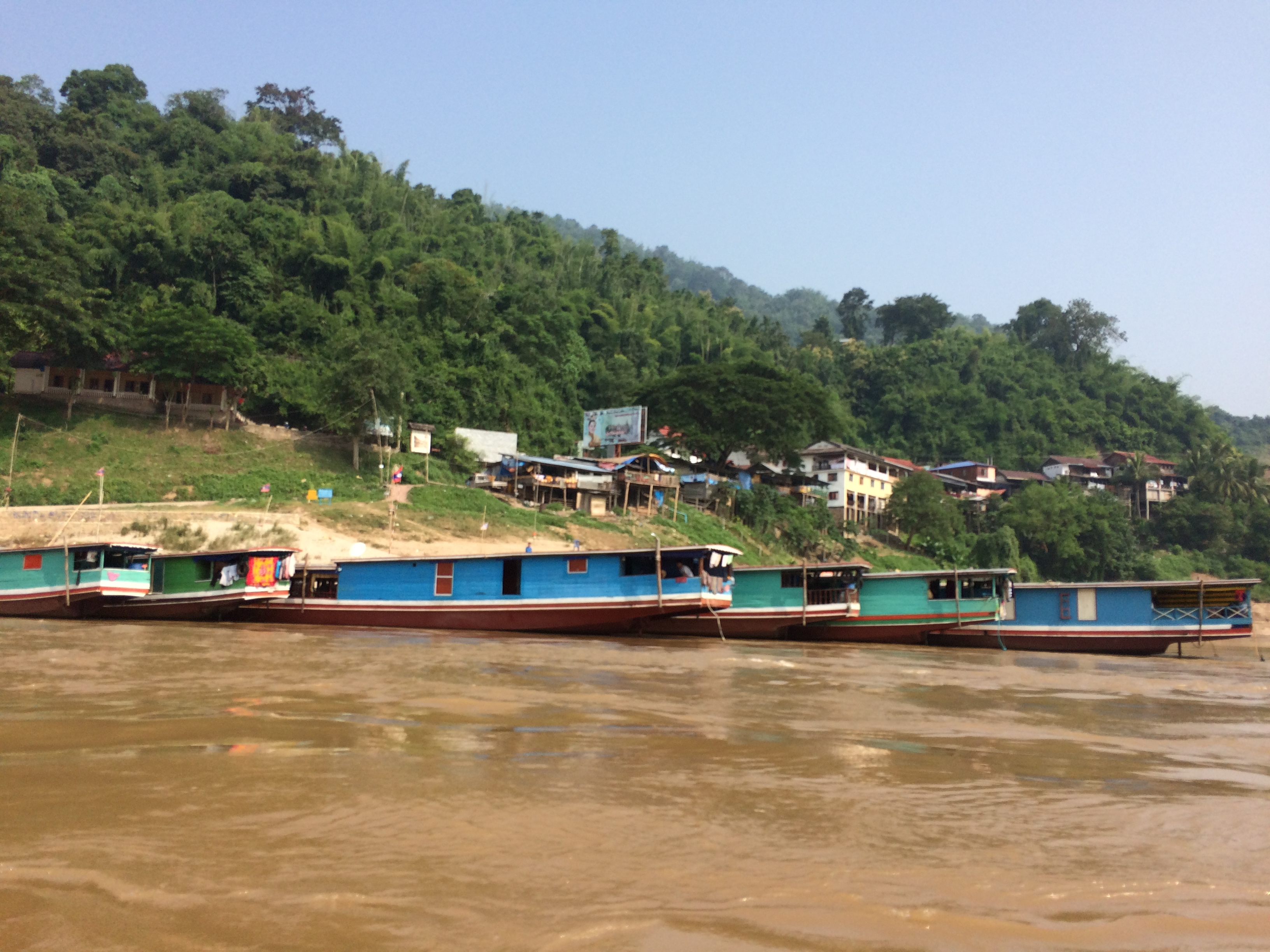 The Slow Bus Alternative to the Laos Slow Boat